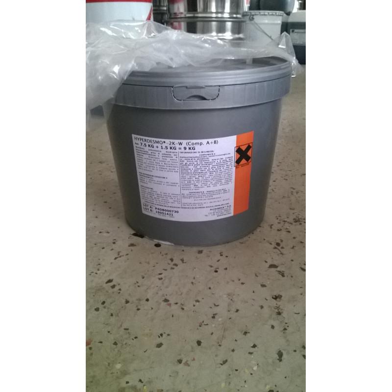 Hyperdesmo 2 K-W ivóvíz engedélyes acél- és bevonóanyag